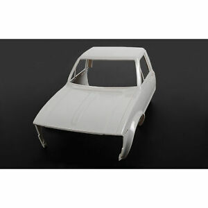 RC4WD Mojave II Front Cab Primer Gray TF2