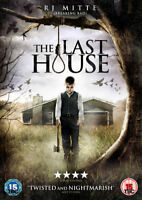 THE LAST HOUSE - NEW AND SEALED DVD