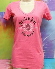 Hurley Enjoy Life Freedom CO. Women Junior Pink's Size X-Small