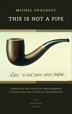 This Is Not a Pipe, By Michel Foucault