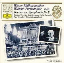 BEETHOVEN: SYMPHONIE NR. 9 NEW CD