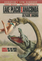 LAKE PLACID VS ANACONDA (UNRATED) (BILINGUAL) (DVD)
