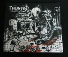 DISINTER - Disinter. Digipack CD