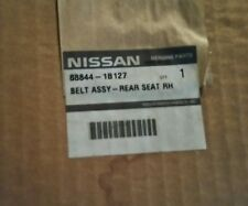 Nissan 88844-1B127 RH Rear 2nd Row Bench Seat Belt Assembly 1996-98 Quest