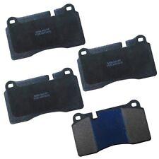 Disc Brake Pad Set-Stop Semi-Metallic Brake Pad Rear,Front Bendix SBM1129