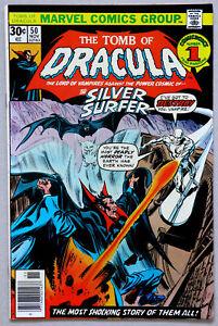 Tomb of Dracula #50 Vol 1 - Marvel Comics - Marv Wolfman - Gene Colan
