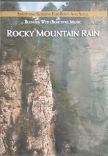Rocky Mountain Rain Blended with Beautiful Music