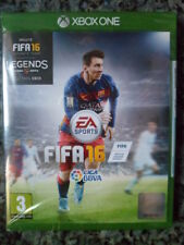 FIFA 16 Xbox One Nuevo Precintado fútbol football soccer Messi en castellano;