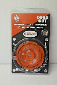 Diamond Products Core Cut Diamond Product 00016 Heavy Duty Orange Double Row