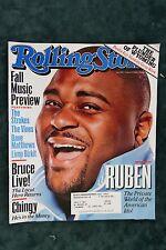 Rolling Stone Magazine - Ruben Studdard #929 August 21, 2003