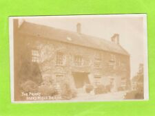 The Priory Hooks Mills Ashley Hill Bristol unused RP pc Ref D410