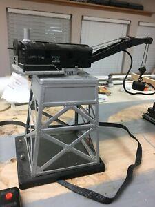 Lionel Trains NO.182 Remote Control Magnetic Crane Bucyrus Erie. Cool!