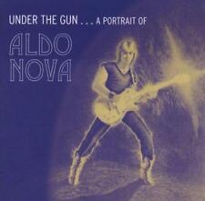 2 CD - ALDO NOVA - UNDER THE GUN:A PORTRAIT OF Aldo Nova / Subject w. Bonus tr.