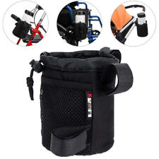 Bike Handlebar Cup Holder Water Bottle Drink Holder Cage Scooter Cycling Bicycle