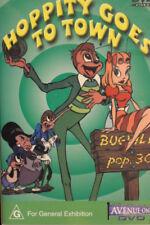 HOPPITY GOES TO TOWN RARE DELETED DVD 1920'S MR BUG ANIMATION BOB HOPE CARTOON