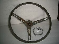 65 - 68 FORD  Mustang Deluxe Pony Steering Wheel CORE