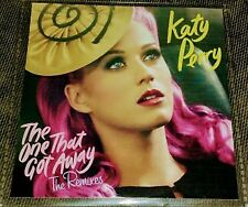 "Katy Perry ""The One That Got Away"" 14 Remix CD Single Original Promo CD Single"
