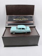 Brooklin Models BRK 224 - 1953 Ford Customline 4-Door Sedan Seafoam Green 1/43