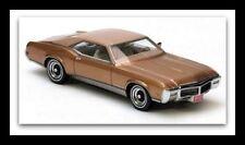 wonderful  modelcar BUICK RIVIERA GS 1969 -  goldmetallic - 1/43 - ltd.ed.
