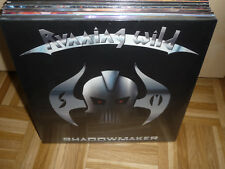 RUNNING WILD shadowmaker 2LP Black White Marbled Vinyl NEW still sealed only 300