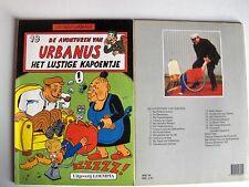 Urbanus nr 18  Uitgeverij Loempia 1988