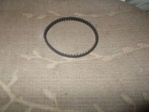 BISSELL  TOOTH RIBBED BRUSH BELT htd3m-171-4  x 2