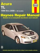 Acura TL Repair Manual 1999-2008