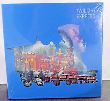 Twilight Express 800 Piece Jigsaw Puzzle Train On A Bridge US Made New Sealed