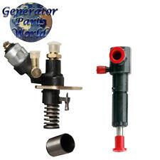 Yanmar Electric Fuel Pump Amp 4 Left Port Injector For Ydg5500e 5ef Ydg6001 Tse