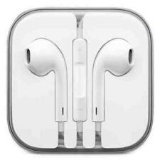 New Genuine Apple EarPods Earphone White In-Ear Only Headsets for iphone 6 6s 5