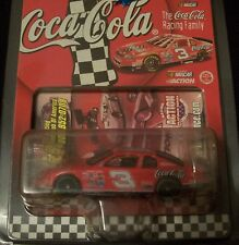 1998 Monte Carlo 1/64 Nascar Dale Earnhardt Coke #3 Adult Collection Limited