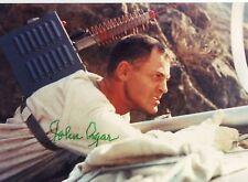 John Agar Signed photo 8x10 COA 12/15 R Choice of 3 poses