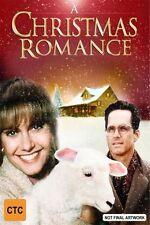 A Christmas Romance - OLIVIA NEWTON-JOHN / GREGORY HARRISON - NEW PAL R4 DVD