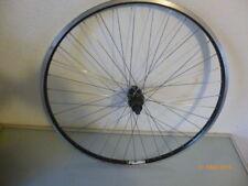 Roues et sets de roues noirs en aluminium pour vélo
