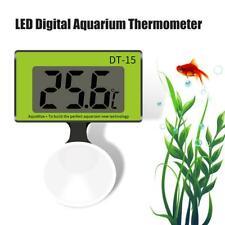 Digital Thermometer Aquarium Fish Tank Marine Terrarium Water Temperature Meter
