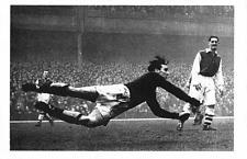 Postcard Nostalgia 1947 Highbury Stadium Arsenal v Man City Swift Repro Card