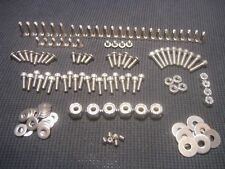 Team Losi XXX-CR Stainless Steel Hex Head Screw Kit 150++ pcs NEW Racing 2wd