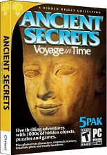 Ancient Secrets: Voyage in Time - 5 Games PC
