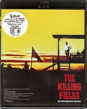 The Killing Fields: HD New Master Edition (Region A Japan Import) Blu-ray - OOP