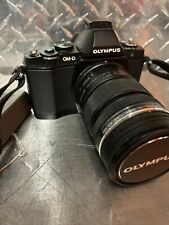 Olympus OM-D E-M5  16.1MP  Camera with 12-50mm f/3.5-6.3 Lens -...