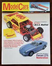 Model Cars Magazine January 2008 Issue #129 I.M.C.A Modified, Ferrari 275 Cover