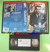 VHS film IL SOSPETTO Cary Grant Joan fontaine DV MORERECORD Hitchcock(F85)no dvd
