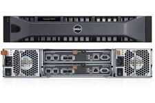 Dell EqualLogic PS6210XS 7 x 800 GB SSD 17 x 1.2 TB SAN iSCSI Array 10GBe/10GB
