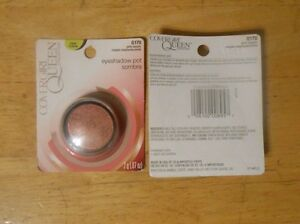 1 pot COVERGIRL QUEEN EYESHADOW eye shadow POT Q170 PINK SEQUIN  sealed NIP