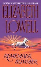 Remember Summer by Elizabeth Lowell (1999, PB) Combined ship 25¢ each add'l book