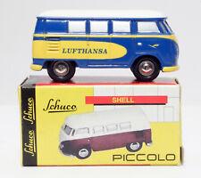 SCHUCO PICCOLO Volkswagen VW T1 Bus Bulli LUFTHANSA [F/ #35]