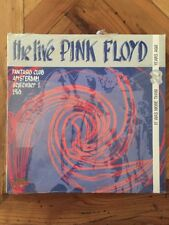 The Live Pink Floyd Amsterdam Fantasio Club September 1,1968 NUOVO