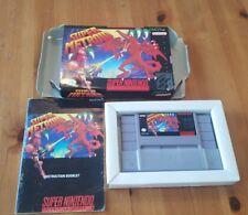 Super Metroid SNES Super Nintendo Complete in Box READ ALL