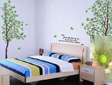 Neu Removable Art Vinyl Couple Tree DIY Wall Sticker Decal Mural Home Room Decor