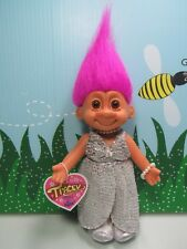"Fashion Tracey At The Ball - 7"" Russ Troll Doll - New In Original Wrapper -Last1"